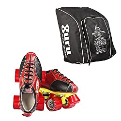 Guru Tenacity Shoe Roller Skates With 1 Shoe Carrying Bag