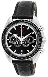 [Omega] OMEGA watch Speedmaster Olympic Collection Black Dial Co-Axial Automatic Chronograph 321.33.44.52.01.001 Men's parallel import goods]