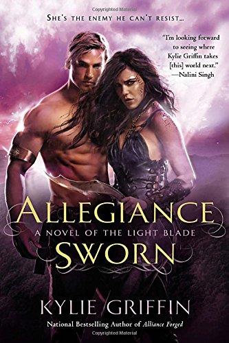 Image of Allegiance Sworn (A Novel of the Light Blade)