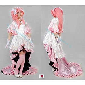 Ultimate Madoka Cosplay Costume Dress S Size Goddess