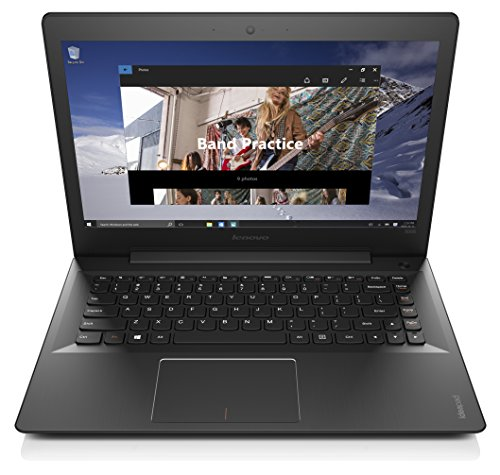 Lenovo Ideapad 500s 14-Inch Laptop (Core i5, 8 GB RAM, 1 TB HDD, Windows 10, Full-HD screen) 80Q30032US