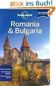 Romania & Bulgaria (Country Regional Guides)