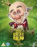 Wreck It Ralph [Blu-ray] Disney Villains O-Ring Slipcover Edition UK Import (Region Free) Disney Classics #51