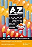 img - for A-Z Economics and Business Handbook: Digital Edition (A-Z Handbook) by Nancy Wall (2010-07-04) book / textbook / text book