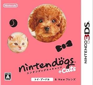 nintendogs + cats トイ・プードル & Newフレンズ