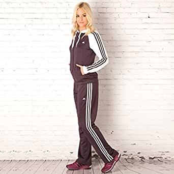 Womens young knit track suit