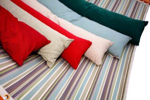 "Cintz Hammock Pillow, 26"" x 13"" , Beige color"