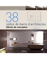 38 salles de bain d'architectes : Détails de conception