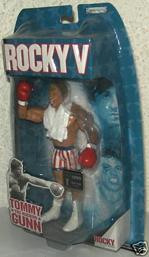 Buy Low Price Jakks Pacific Rocky Collector Series – Iron Mike Tyson – Boxing Champion Figure – Limited Edition (B001JBXZMY)