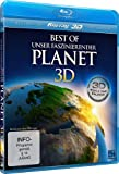 Image de Best of Unser Faszinierender Planet 3d - Volume 4 [Blu-ray] [Import allemand]