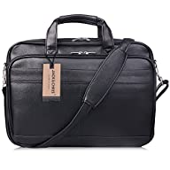 Jack&Chris�Men's PU Leather Briefcase…