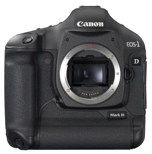 Canon EOS 1D Mark III 10.1MP Digital SLR Camera (Body Only) (Discontinued by Manufacturer)