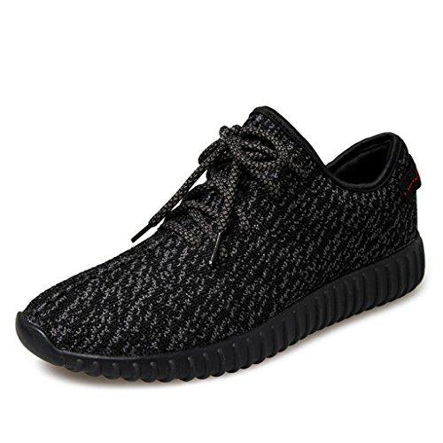 SITAILE Scarpe da Ginnastica Basse Uomo Donna Sneaker,PB,42