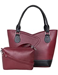 ADISA AD2011 Women Handbag With Sling Bag