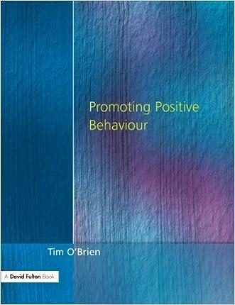 Promoting Positive Behaviour