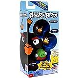 Angry Birds Black Bird, Moustache Pig, Orange Bird Add-On, 3-Pack