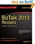 BizTalk 2013 Recipes: A Problem-Solut...