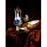 Willem Kalf Still Life With An Aquamanile Fruit sale off 2015