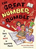 img - for The Great Number Rumble: A Story of Math in Surprising Places book / textbook / text book