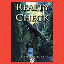 Realty Check Audiobook by Piers Anthony Narrated by Steven Cooper