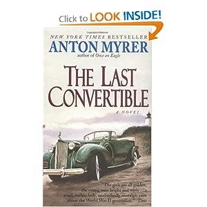 The Last Convertible Anton Myrer