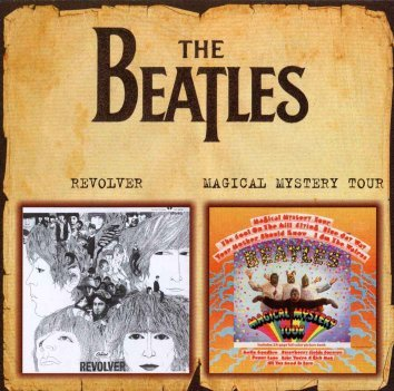 Beatles - The Beatles - Magical Mystery Tour   Revolver   3 Bonus [Import] [CD Maximum] [OOP Deleted] - Zortam Music