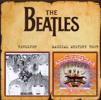 Beatles - The Beatles - Magical Mystery Tour   Revolver   3 Bonus [Import] [CD Maximum] [OOP Deleted] - Lyrics2You