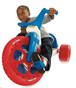 Original Big Wheel Tricycle Ride-on Patriot Limited Edition (Red, White and Blue)