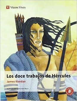 Los Doce Trabajos De Hercules N/c Clásicos Adaptados