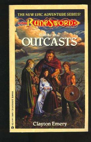 Runesword 1:outcast (Runesword, Vol 1), Clayton Emery