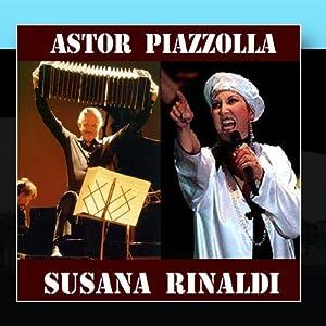 Astor Piazzolla y Susana Rinaldi
