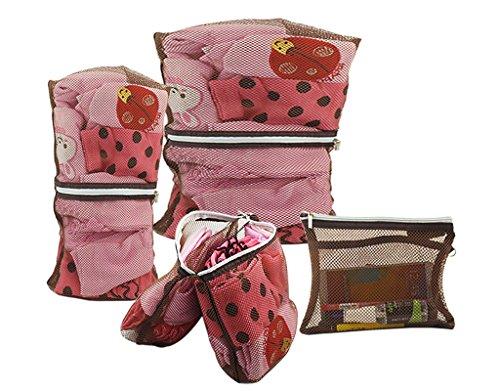 31ef25d6971b Buy Cheap BONAMART ® 4pcs Storage Cosmetic Bags Clothes Shoes ...