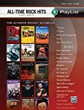All-Time Rock Hits Sheet Music Playlist
