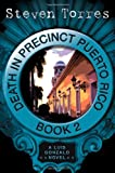 img - for Death in Precinct Puerto Rico: Book Two book / textbook / text book