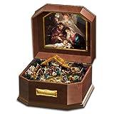 O Holy Night Nativity Box-Ardleigh Elliott