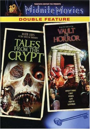 Tales from the Crypt (1972) / The Vault of Horror (1973) (Double Feature)