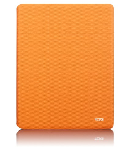 Tumi Luggage Snap Case for New I-Pad, Orange, One Size