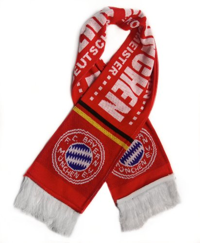 Bayern Munich - Premium Fan Scarf, Ships from USA