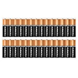 24 Duracell AA Alkaline Batteries Battery NEW Duracel MN1500 **EXPIRY 2019**