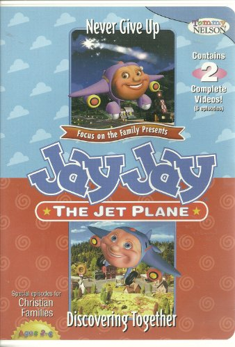 Jay Jay the Jet Plane - Never Give Up & Discovering Together