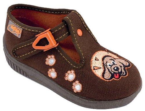 Image of Befado Boys' Doggie Paws Slippers (Infant) (B006NW05EK)
