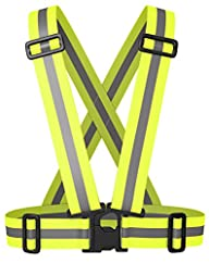 Best Reflective Safety Vest – Stay Sa…