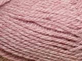 Stylecraft Life Chunky Wool Knitting Yarn 100g Rose 2301