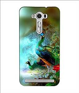 3D instyler DIGITAL PRINTED BACK COVER FOR ASUS ZENFONE 2LAZER ZE550KL