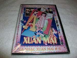 Ca Nhac Xuan Mai #6 DVD