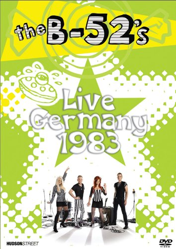the B52'sLive Germany 1983