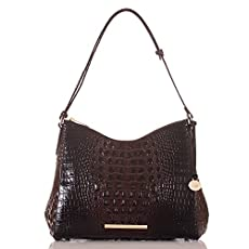 Gracie Shoulder Bag<br>Cocoa Melbourne