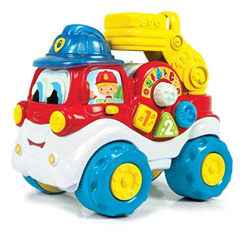 Clementoni 14990 - Gilberto il Camion dei Pompieri