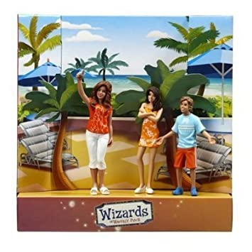 Wizards of Waverly Place Favorite Episode Family Photo Playset by Mattel (English Manual)