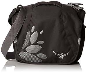 Osprey Flap Jill shoulder bag Ladies mini black 2015